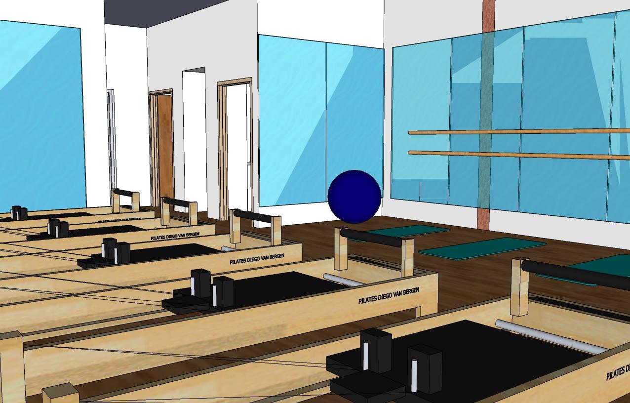 Suite 600 - Pilates Gym v3